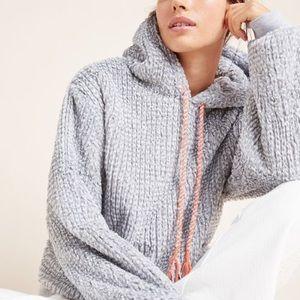 Nanette Sherpa hoodie. Size M